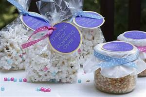 Baby Shower Party Favor Ideas For A Baby Sprinkle - Close