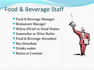 Housekeeping Manager Job Description 3 Deptt Of Hotels