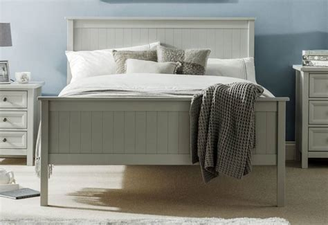 julian bowen maine grey shaker style bedroom dove grey