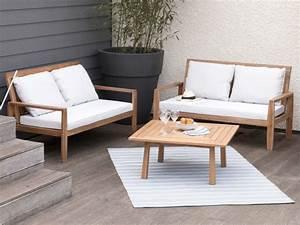 Table Jardin Acacia : 5 variations autour d 39 un salon d 39 ext rieur joli place ~ Teatrodelosmanantiales.com Idées de Décoration
