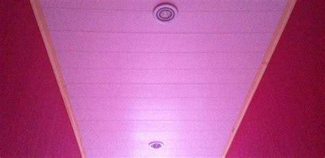avantages d un plafond en lambris pvc faux plafonds et plafonds tendus