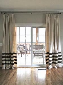 Best 25+ Sliding door curtains ideas on Pinterest Slider