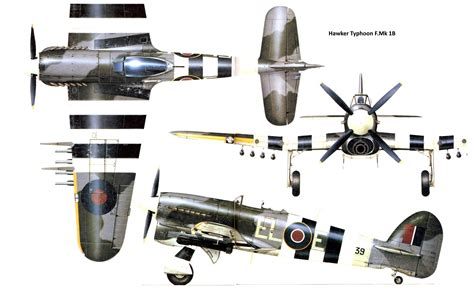 home design eras hawker typhoon weapons and warfare