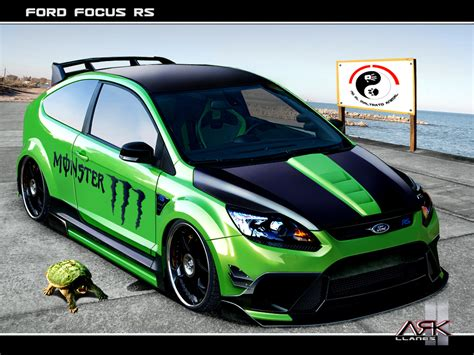 Tuned Focus Rs by Ford Focus Rs Tuning