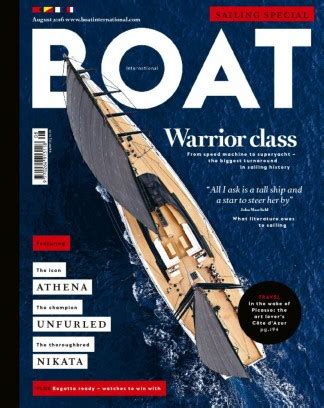 Largest Boating Magazine by Boating And Fishing Magazines Whsmith