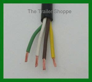 Trailer Light Cable Wiring Harness Gauge Wire