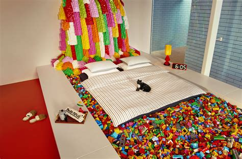 lego chambre de you could win a free airbnb stay in denmark 39 s lego house