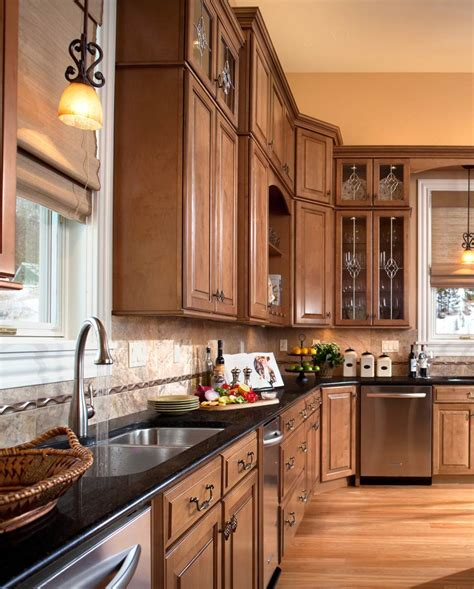 Waypoint Cabinets Customer Service by Waypoint Living Spaces Style 610d In Maple Mocha Glaze