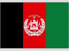 Afghan Flags Afghanistan from The World Flag Database