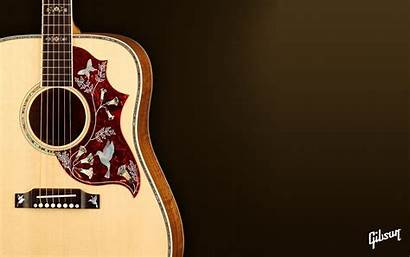 Guitar Gibson Acoustic Wallpapers