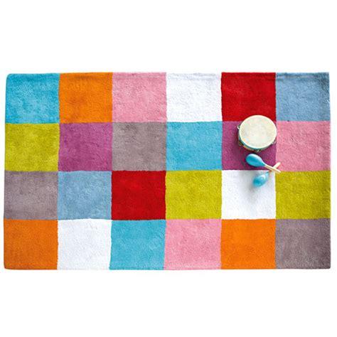 tapis damier multicolore gm oxybul pour enfant d 232 s la naissance oxybul 233 veil et jeux