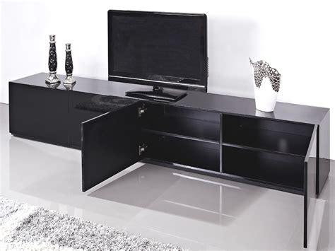 high gloss black suprilla tv unit