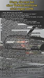 Was Sollte Man Bei Einer Erkältung Nicht Tun : dinge die man bei einer verkehrskontrolle nicht sagen sollte fun bild webfail fail bilder ~ Whattoseeinmadrid.com Haus und Dekorationen