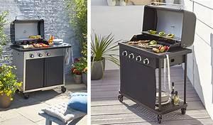 Barbecue A Gaz Castorama : nouveaut s barbecues d couvrez la gamme blooma rockwell de castorama ~ Melissatoandfro.com Idées de Décoration