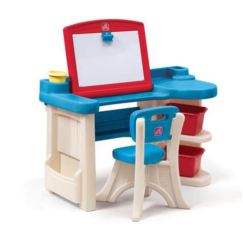kids desk for two studio art desk kids art desk step2