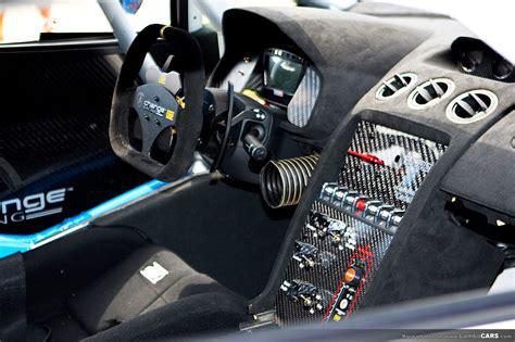 Lamborghini Huracan Super Trofeo Interior