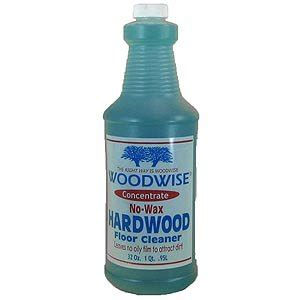 Woodwise Hardwood Floor Cleaner Concentrate by Woodwise 32oz Concentrate No Wax Hardwood
