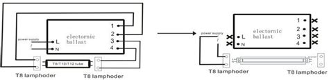 Wiring Diagram For T5 Conversion by Ul T5 Retrofit Kits To T8 T10 T12 T8 To T5 Conversion Kits