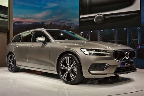 Where Is Volvo From by Volvo V60