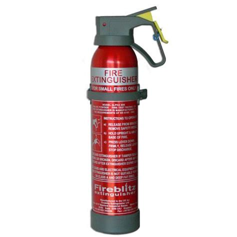 Small Car Fire Extinguisher 2017