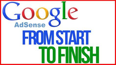 How To Setup Google Adsense From Start To Finish