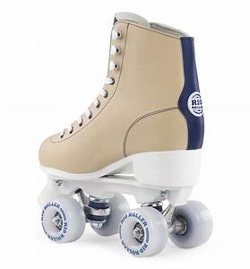Roller Stoffschrank Fancy Blau : rio roller script rollschuhe beige blau im weare shop ~ Watch28wear.com Haus und Dekorationen
