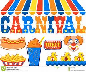 Carnival Clipart/eps Stock Photo - Image: 20057780