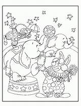Circus Coloring Printable Pages Carnival Animals Sheet Jojo Fair Template Getcoloringpages Popular sketch template