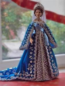 History Tonner doll. A doll wearing a stylized Russian ...