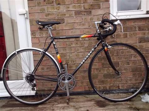 Peugeot Carbolite 103 by Vintage Peugeot Carbolite 103 Classic Bike Steel Frame