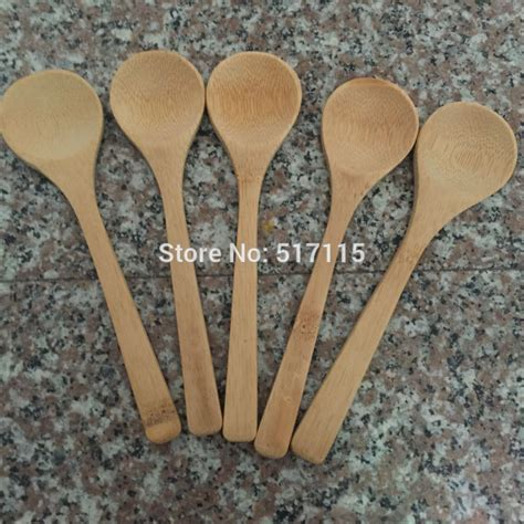 Extra large wooden spoon Manual customization baby spoon