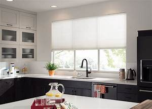 kitchen curtains kitchen window treatments budget blinds With kitchen colors with white cabinets with window stickers for home privacy