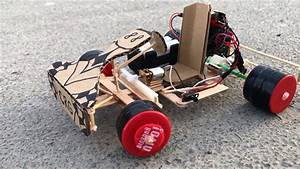 How To Make Rc Go Kart At Home With Your Own Hands