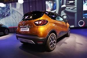Renault Captur Phase 2 : renault captur 2017 restylage et version initiale paris photo 58 l 39 argus ~ Gottalentnigeria.com Avis de Voitures