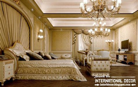 luxury classic bedroom interior luxury classic interior design decor and furniture Luxury Classic Bedroom Interior