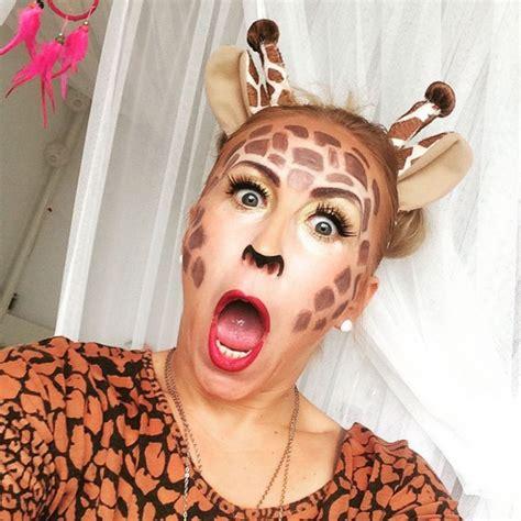 giraffe makeup designs design trends premium