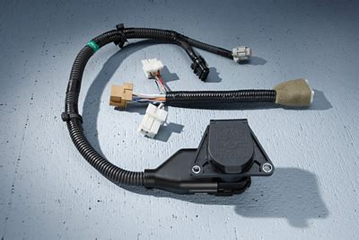 Nissan Frontier Crew Cab Tow Harness Kit
