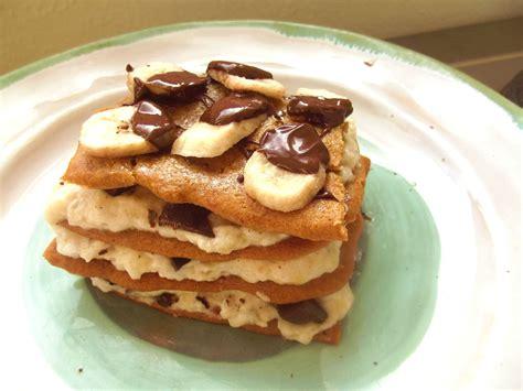 cuisiner banane millefeuille banane chocolat cnrs cuisiner nuit