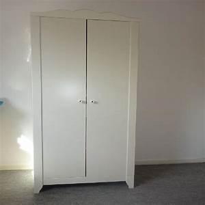 Armoire Enfant Blanche : armoire blanche ikea clasf ~ Teatrodelosmanantiales.com Idées de Décoration