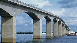 The Meghna Bridge