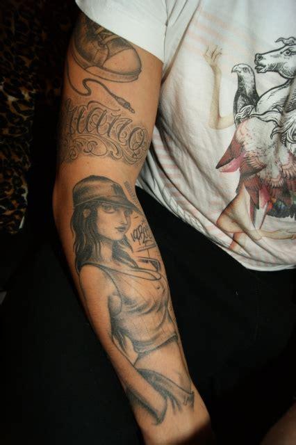 oldscool88 ganzer arm teil 2 tattoos bewertung de - Ganzer Arm