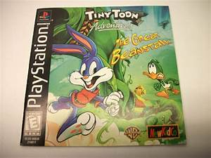 Tiny Toon Adventures The Great Beanstalk Playstation 1