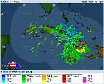 Radar Weather Cuba Jamaica Loop Storm Hurricane