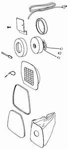 Eureka 3123a Mighty Mite Vacuum Diagram
