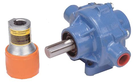 roller vane pump cw pto quick coupler rvc  replacement rvc