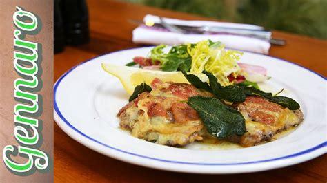 Veal Escalope Recipe Jamie Oliver