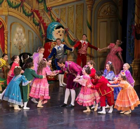 nutcracker ballet   rosemont chicago