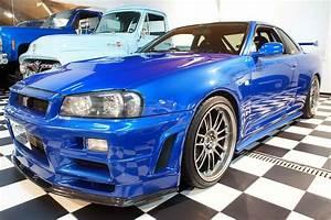 Nissan Skyline Fast And Furious : paul walker 39 s fast furious r34 nissan skyline gt r front quarter ~ Medecine-chirurgie-esthetiques.com Avis de Voitures