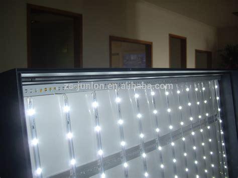 light box led display 2014 new aluminum material fabric frameless advertising