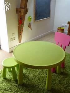 Chaise Et Table Enfant : ikea chaise et table enfant ouistitipop ~ Teatrodelosmanantiales.com Idées de Décoration